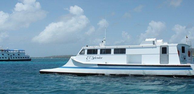 Como ir de ferry de San Andrés a Ilha de Providência
